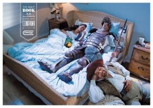 Steimatzky-ad-campaign-Don-Quixote